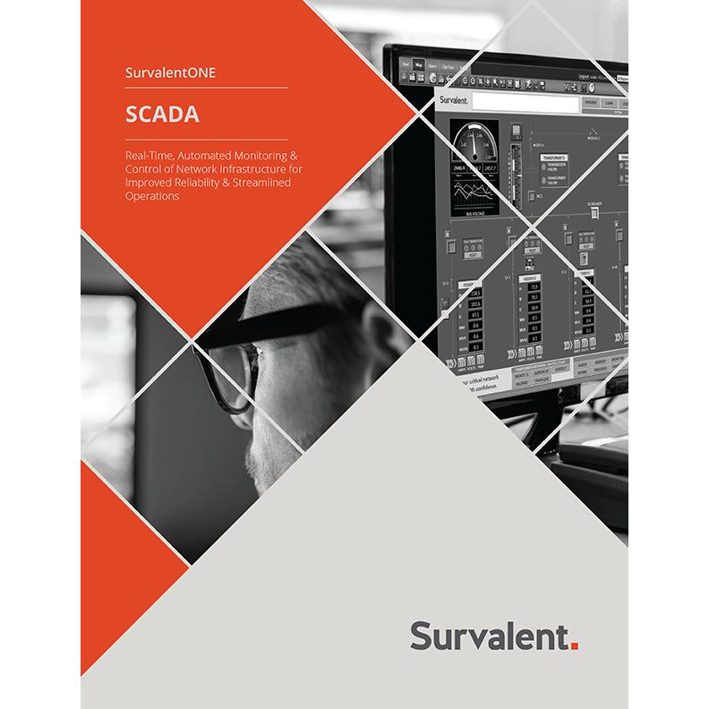 SurvalentONE SCADA Brochure cover