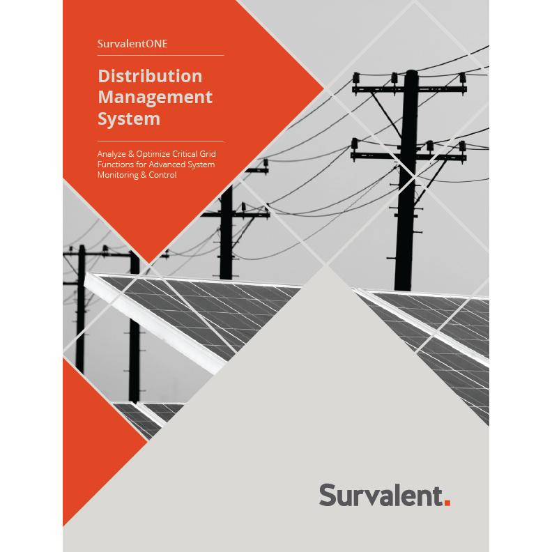 Survalent DMS Brochure cover