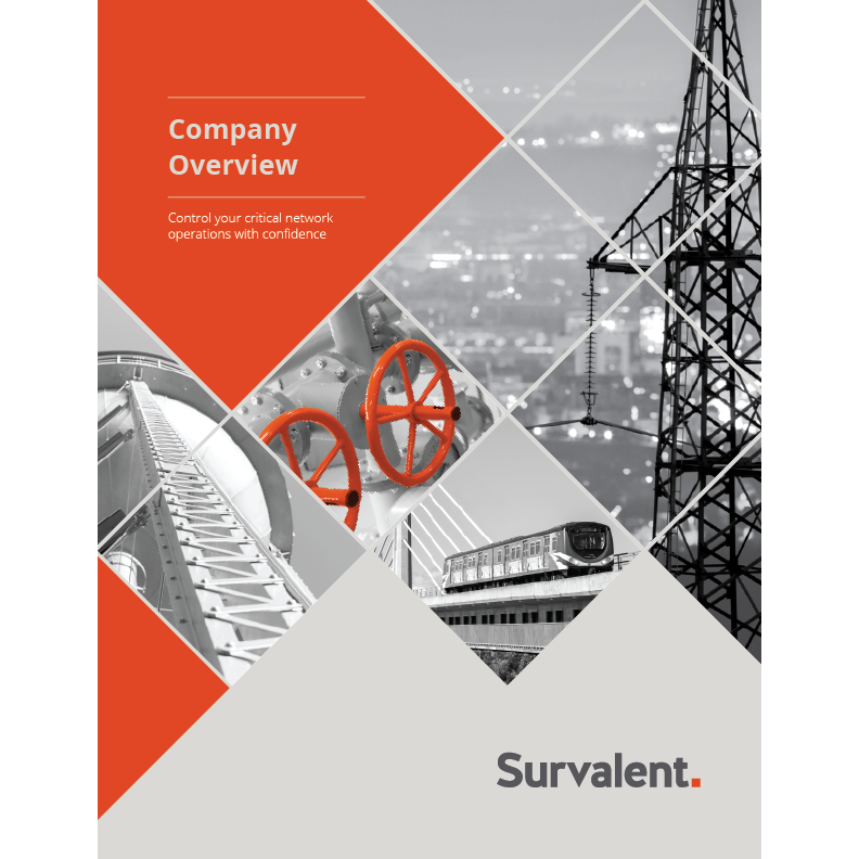 Survalent Company Overview cover