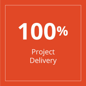 Square - 100% Project Delivery