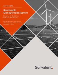 Renewables Brochure Cover Page