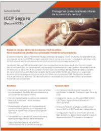 Secure ICCP Cover Page - Spanish